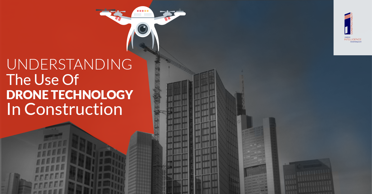 Drone Technology In Construction