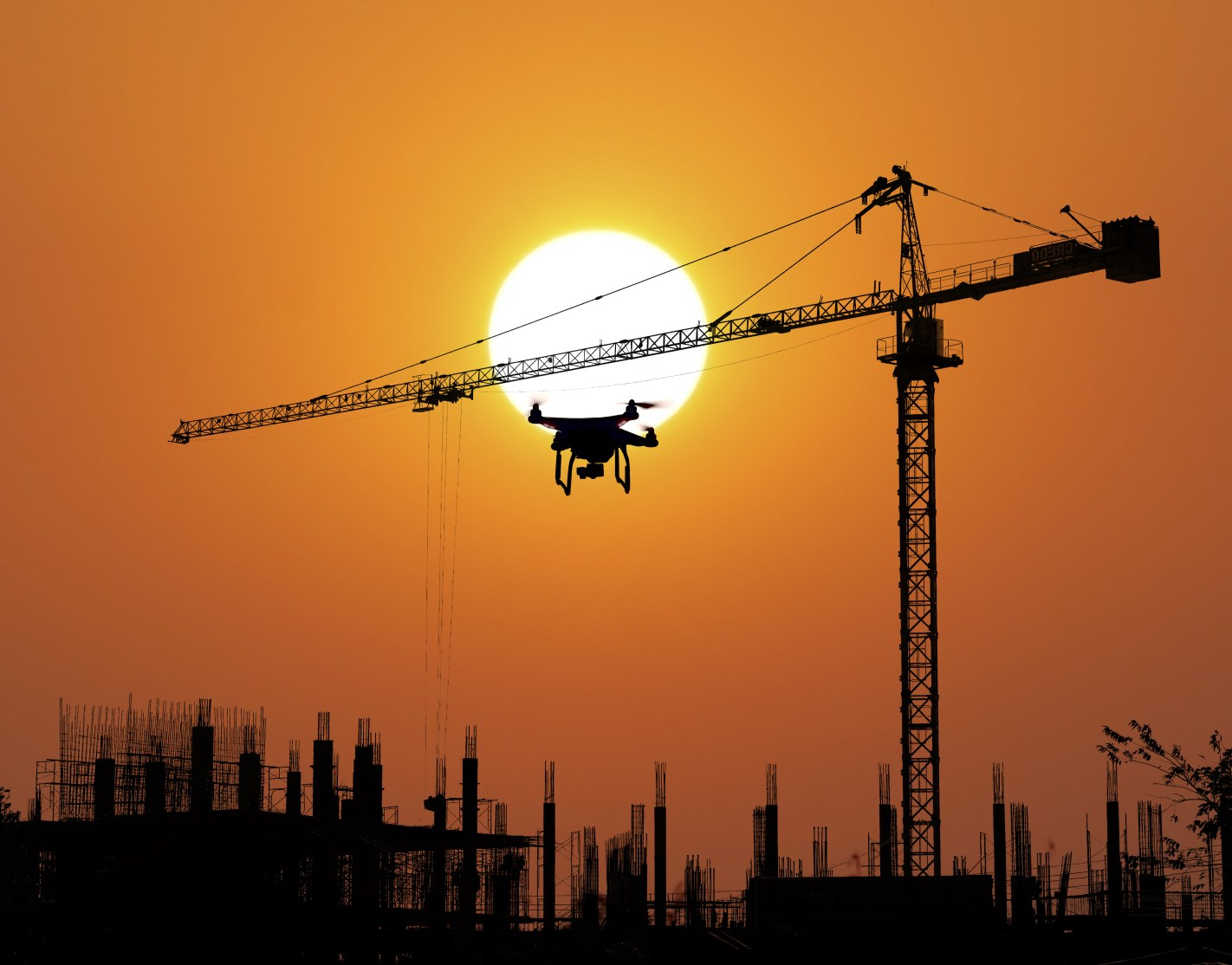 Source: THE DRONE GIRL (Drones in Construction Industry)
