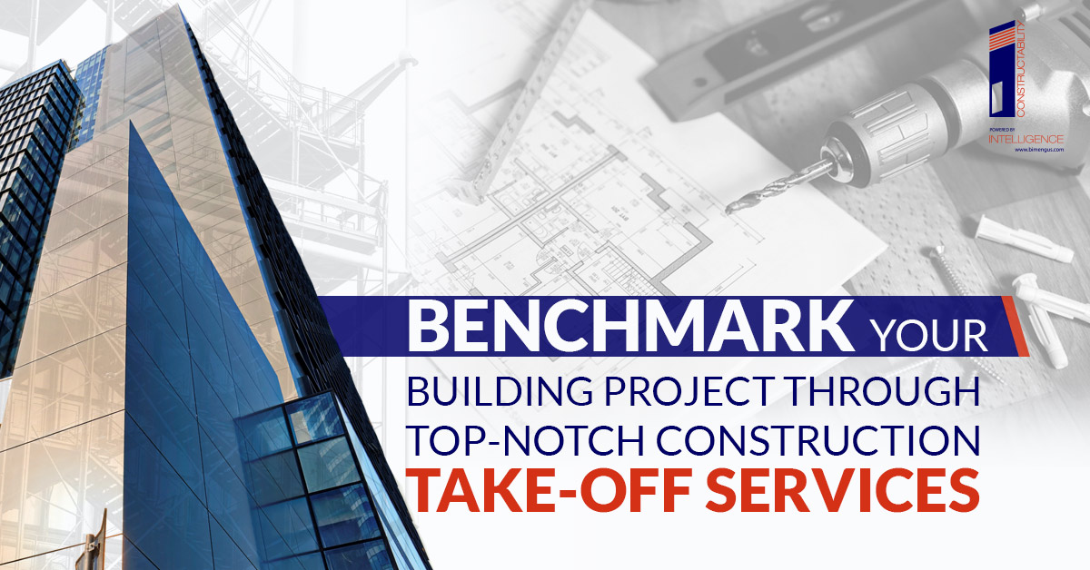 Construction takeoff services