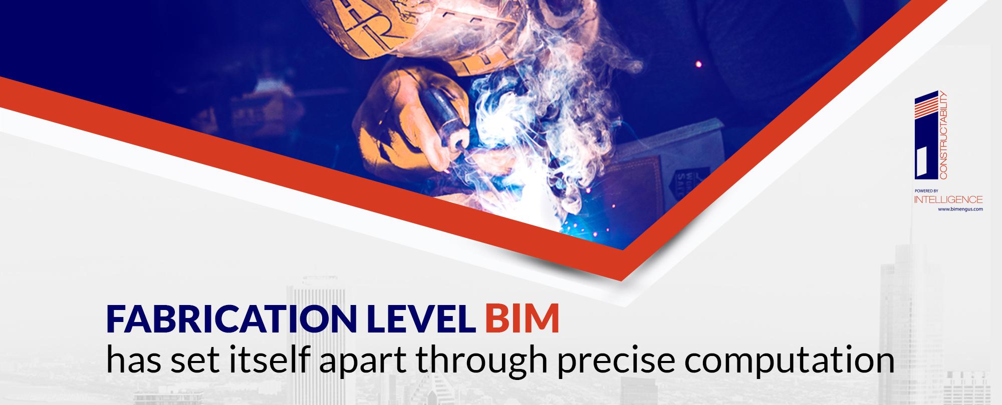BIM Fabrication Services