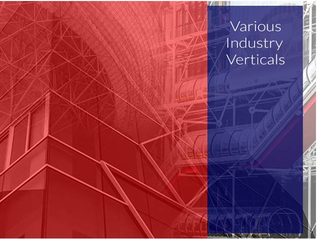 Various Industry Verticals